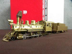 WESTSIDE MODEL COMPANY NO 74 ブラスウェストサイド 鉄道模型 機関車 管理2F模型21105NC