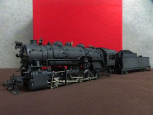 WESTSIDE MODEL COMPANY  機関車 Class U-1 0-10-0